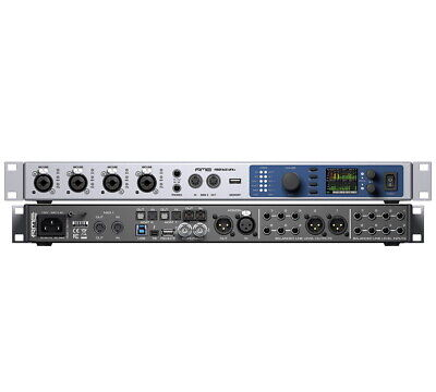 RME Audio Fireface UFX+ USB 3.0 And Thunderbolt Audio Interface USB 3.0 An, New! • 2,097.68£