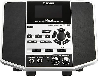 BOSS AUDIO PLAYER With GUITAR EFFECTS EBand JS-10 Guitar Effects Pedals • 365.75£