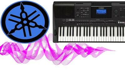 Amazing Sound Pack For Your YAMAHA PSR-E463 [see Demo Video] • 7.69£
