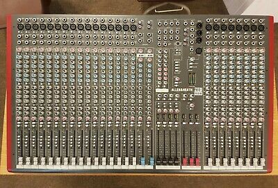 Allen And Heath Zed 428 Analogue Mixing Console • 650£