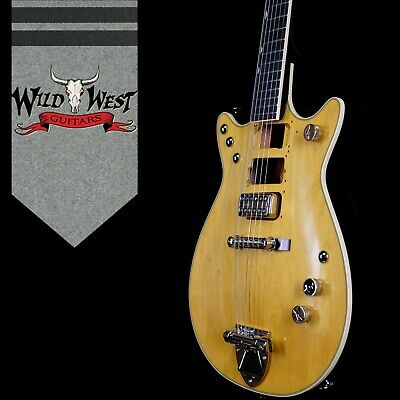 Gretsch G6131-MY Malcolm Young Signature Jet™ Ebony Fingerboard Natural • 2,094.64£
