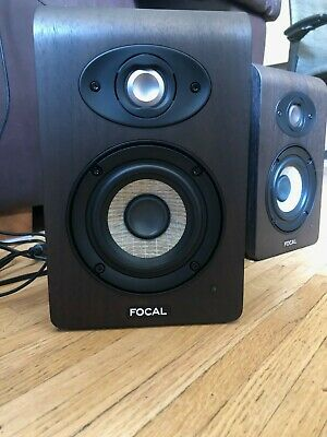 Focal Shape 40 4 Inch Powered Studio Monitor. (PAIR) • 658.65£