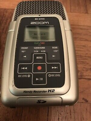 Zoom H2n Handy Recorder With Accessories Boxed. • 45£
