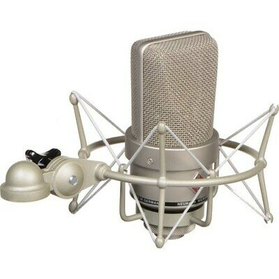Neumann TLM 103 Large-Diaphragm Condenser Microphone (Mono Set, Nickel) • 929.13£