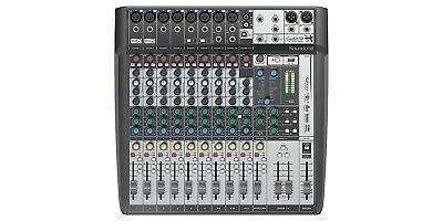 Soundcraft Signature 12MTK Multi Track USB Interface Mixer With Lexicon And Dbx  • 375.56£