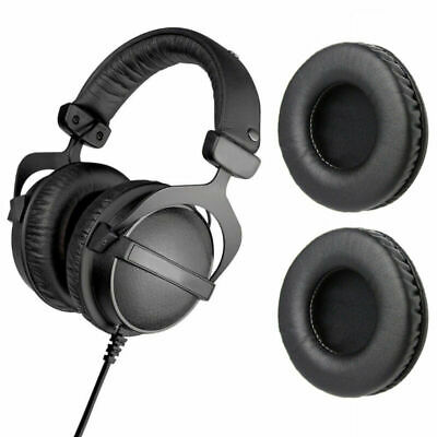 Replacement Earpads Ear Pad Pads Cushion For Beyerdynamic J7Z9 DT770 DT990 N9Y5 • 3.29£