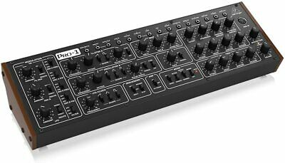 Behringer Analog Synthesizer PRO-1 Pro One 16 voice polychain (227a)