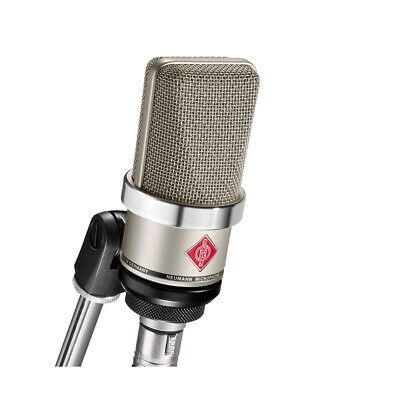 Neumann TLM 102 - Nickel Large Diaphram Condenser Mic, New! • 511.30£