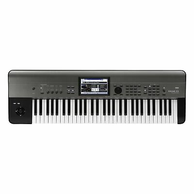 Korg Krome EX 61 61-Key Synthesizer With New Sounds And PCM • 679.58£