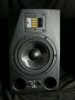 ADAM A7X Active Studio Monitor Nearfield Speaker Used, Single, Spares Or Repairs • 120£