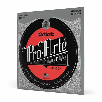 D'Addario EJ30 Classics Rectified Classical Strings, Normal Tension • 14.85£