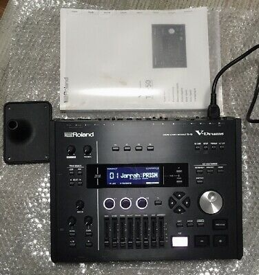 Roland TD-50 Electric Drum Sound Module V-Drum From Japan • 1,595.28£