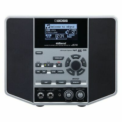 Boss EBand JS-10 Audio Player With Guitar Effects • 325£