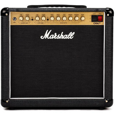 Marshall DSL20CR 20 Watt 1x12 All Tube Combo  Amplifier, New! • 434.37£