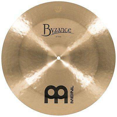 Meinl Percussion Byzance 16 inch Traditional China Cymbal – B16CH