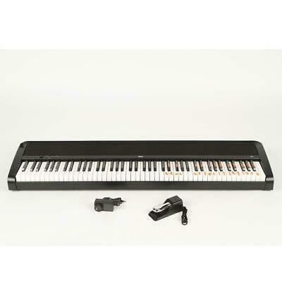 Korg B2 88-Key Digital Piano - Black SKU#1359436 • 134.45£