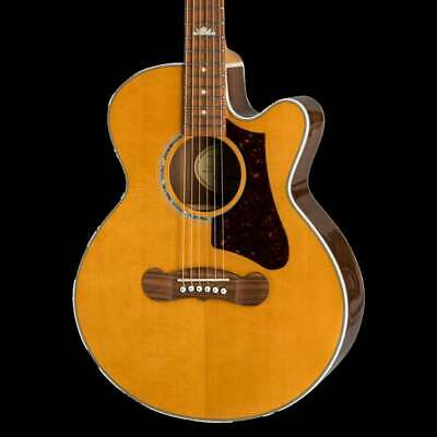 Epiphone EJ-200 Coupe in Vintage Natural