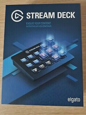 Elgato STREAM DECK  • 112£