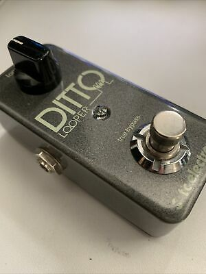Tc Electronic Ditto Looper Pedal • 50£