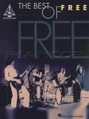 The Best of Free Guitar TAB Music Book All Right Now Mr Big SAME DAY DISPATCH