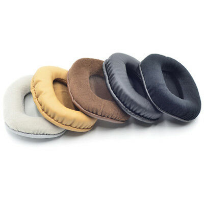1Pair Velour Ear Pads Cushion For Audio Technica Ath-m50 M50S M50X M40 M40SYWP5 • 6.93£