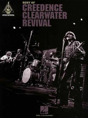 Best of Creedence Clearwater Revival Guitar TAB & Music Book SAME DAY DISPATCH