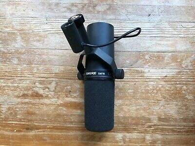 Shure SM7B Microphone - Excellent Condition • 265£