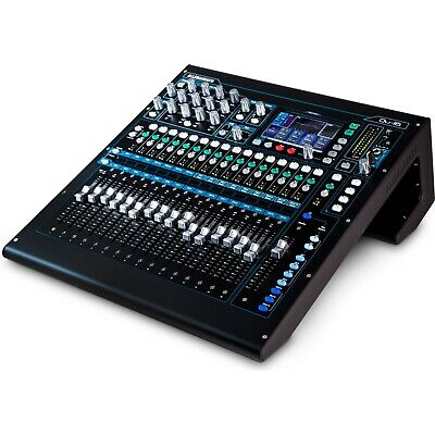 Allen & Heath QU-16 Digital Chrome Edition Mixing Console - Flight Cased • 1,100£