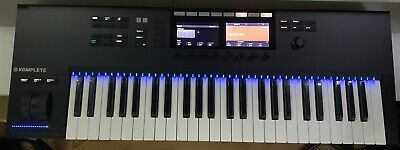 Native Instruments Komplete Kontrol S49 Mk2 • 399£