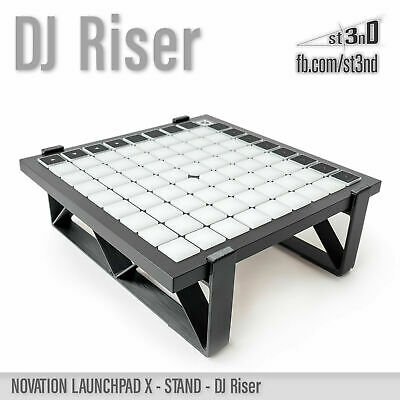 NOVATION LAUNCHPAD X STAND - DJ RISER STAND - 100% Buyer satisfaction