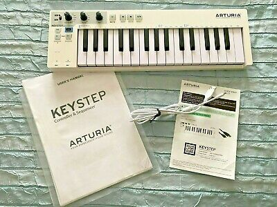 ARTURIA - Keystep - Polyphonic Step Sequencing Keyboard Controller  • 50£