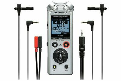 Olympus LS-P1 Interviewer Dictation Kit • 139.99£