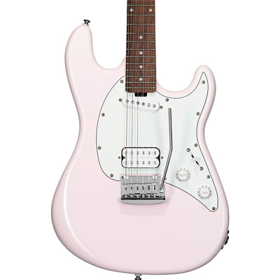 Sterling by Music Man SUB CUTLASS SHORT SCALE - SHELL PINK - CTSS30HSSPKR1