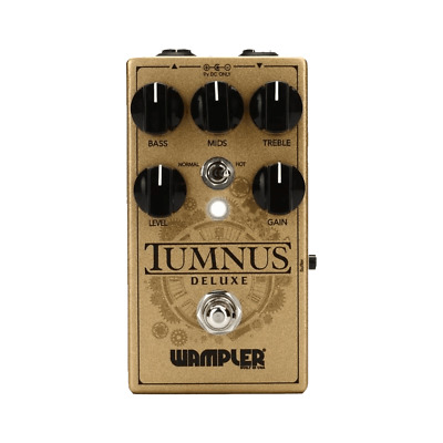Wampler Tumnus Deluxe Drive Pedal