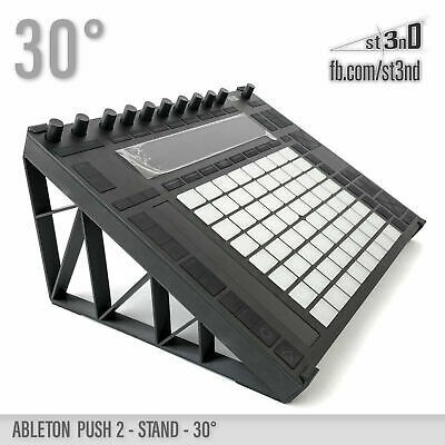 ABLETON PUSH 2 STAND - 30 Degrees - 3D Printed - 100% Buyer Satisfaction • 32.81£