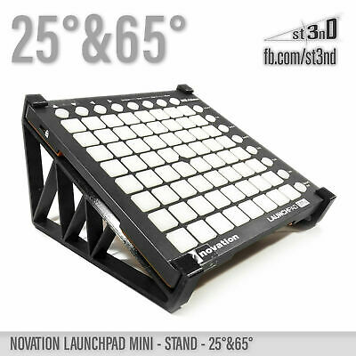 NOVATION LAUNCHPAD MINI STAND - DUAL: 25 & 65 Degrees - 100% Buyer Satisfaction