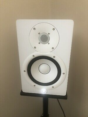 Yamaha HS7 Studio Monitor Speakers Pair With Stands • 400£