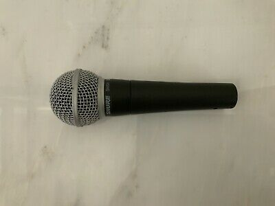 Shure SM58 Dynamic Handheld Vocal Microphone • 54.26£