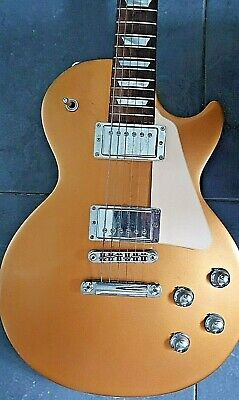 Gibson Les Paul Tribute Gold Top 2017 - High Spec model with cutaway & autotune