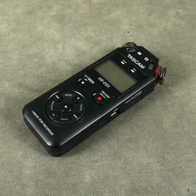 Tascam DR05X Personal Stereo Recorder - 2nd Hand