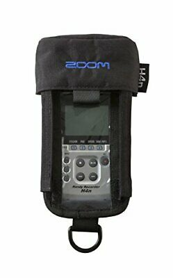 Zoom PCH-4n Protective Case For H4n H4n Pro H4n Pro All Black Water Resistant...