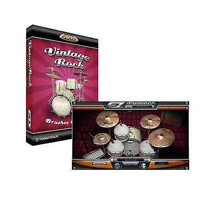 Toontrack EZX Vintage Rock - EZ Drummer Expansion (Serial Download) • 59£