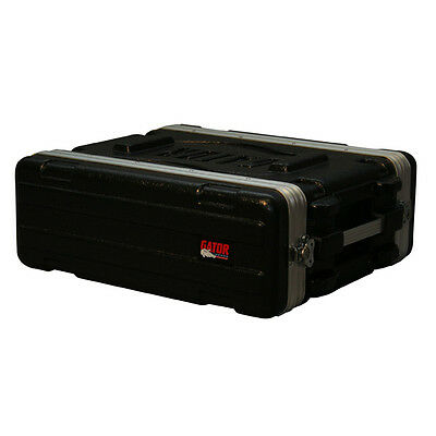 Gator ATA 3-Space Shallow Rack Case (GR-3S) • 128.94£