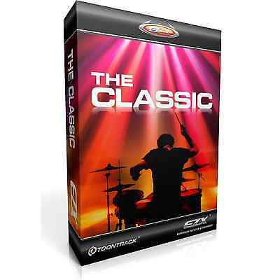 Toontrack EZX Classic - EZdrummer 2 Expansion (Serial Download) • 59£
