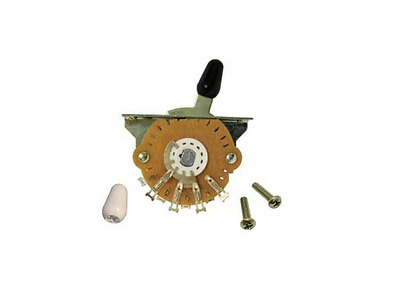 Fender 5 Way Selector Switch. As Used On USA & Mexican Models. P/N 0991367000 • 13.95£