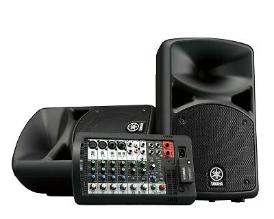 Yamaha STAGEPAS 400BT Portable PA System • 589.05£