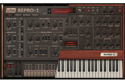 U-he Repro-1 Software Synthesizer • 114.98£