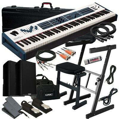 Dexibell VIVO S9 Stage Piano COMPLETE STAGE BUNDLE • 4,565.30£