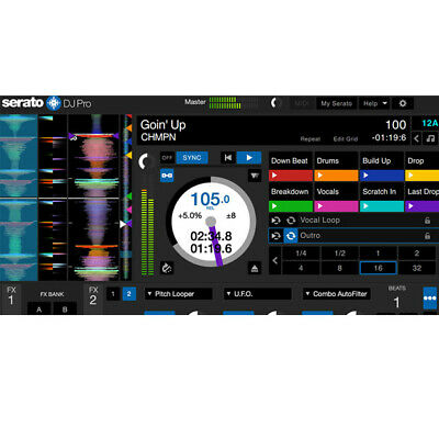 Serato FX Kit Exp Pack For Serato, Effects Software Download • 20.58£
