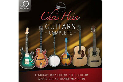 Best Service Chris Hein Guitars • 145.31£
